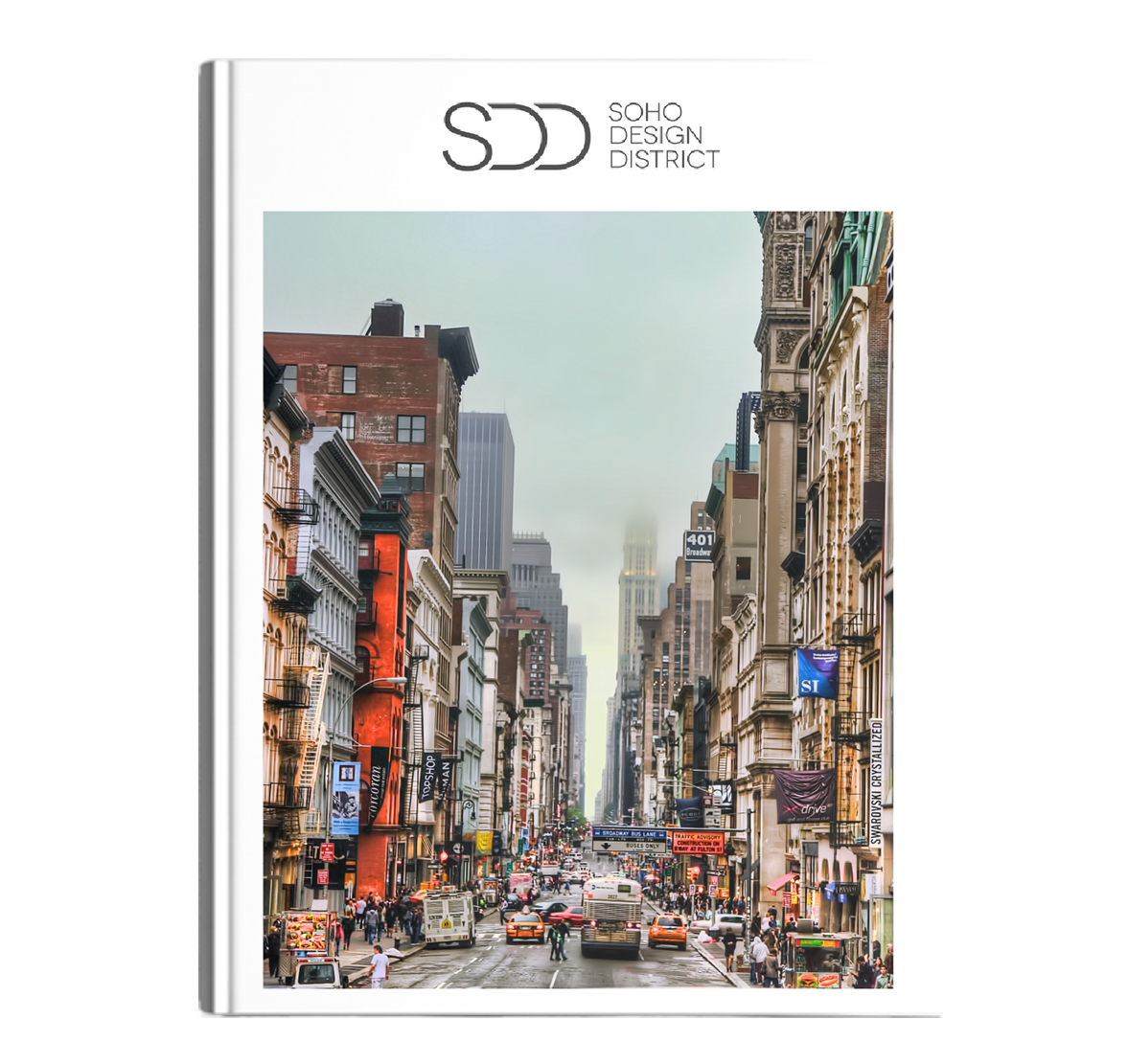 Ebook Soho Design District New York 2017 My Design Agenda