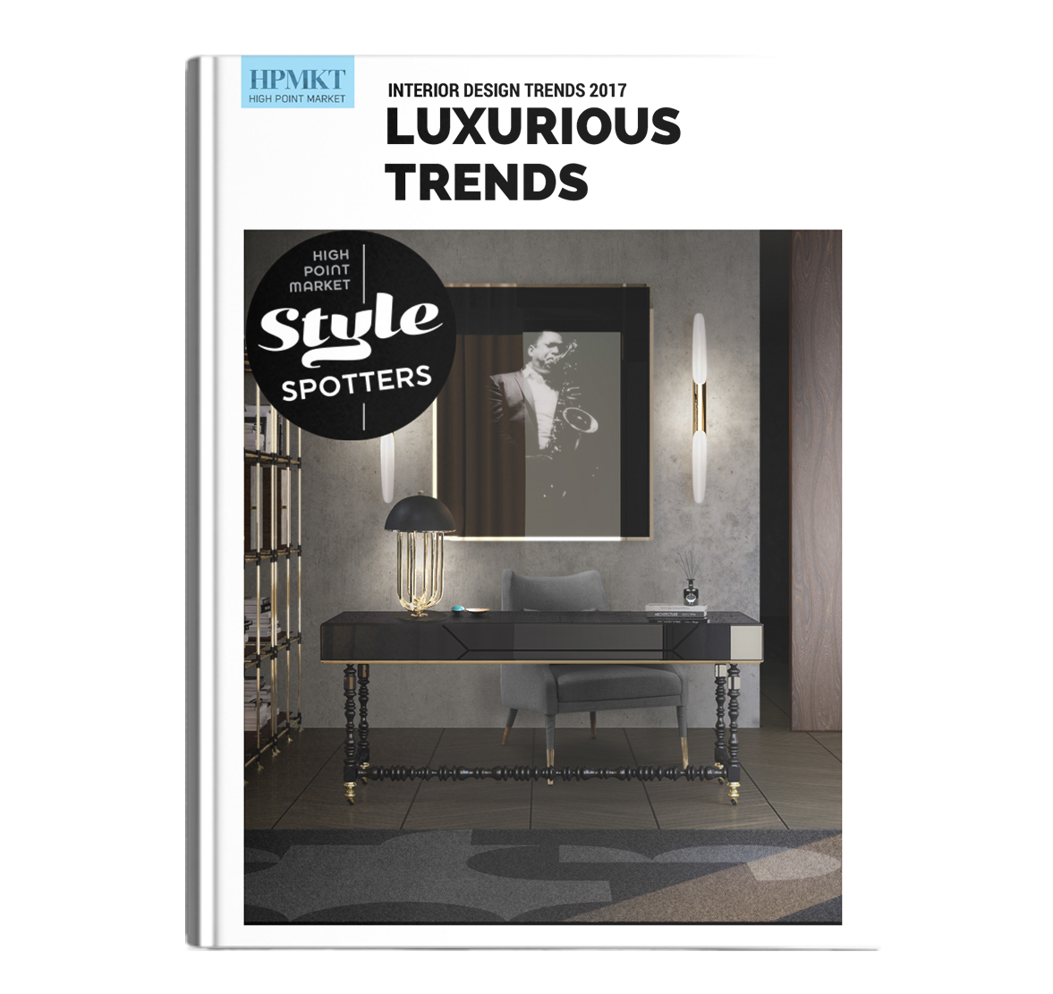 Ebook Luxurious Style Spotters My Design Agenda