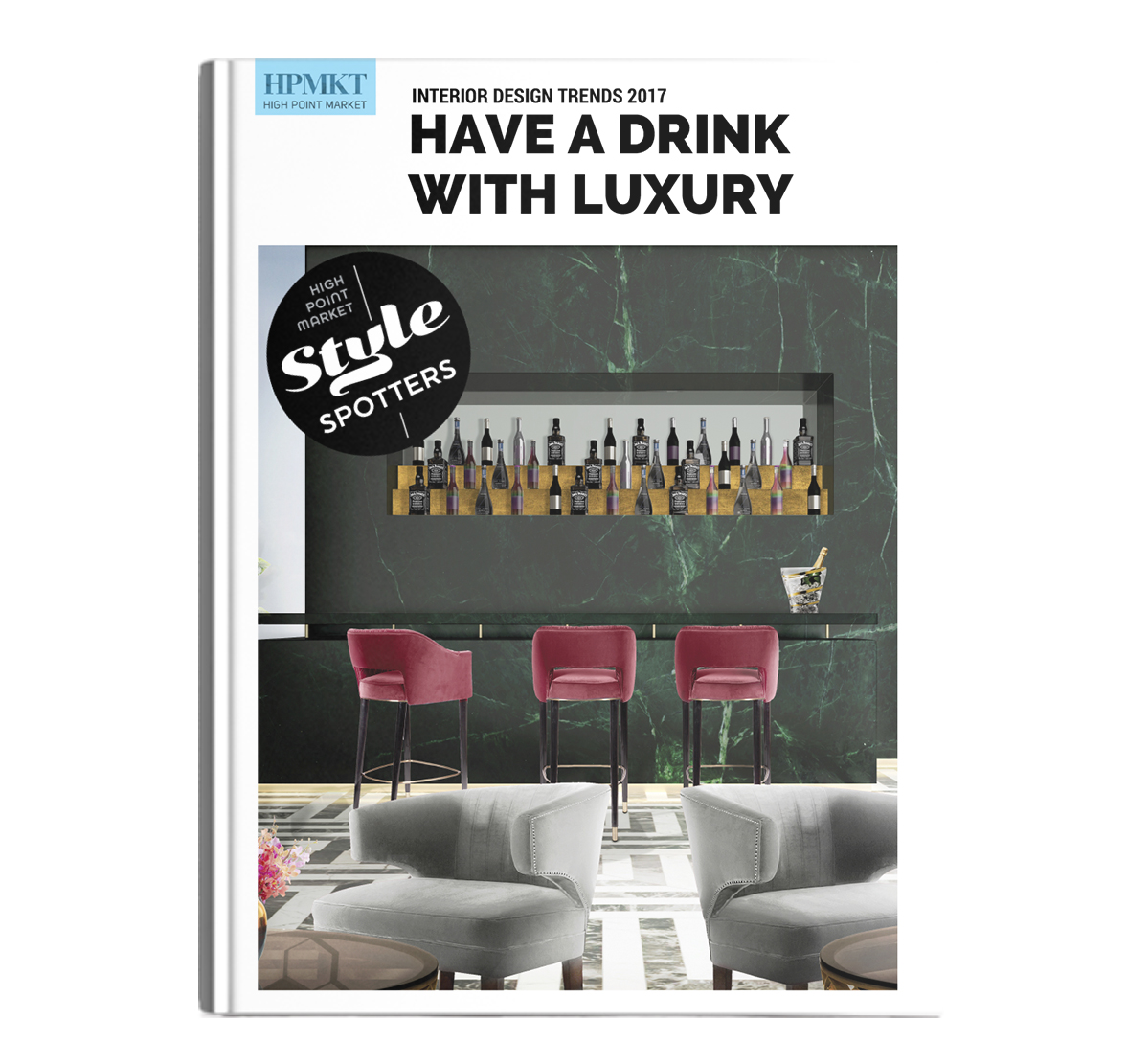 Ebook Have a Drink with Luxury My Design Agenda