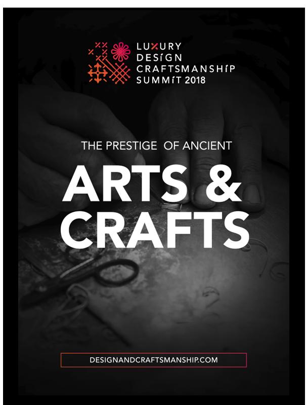 Ebook Luxury Design Craftsmanship Summit 2018