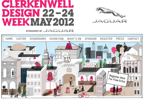 Be ready to Clerkenwell Design Week clerkenwell