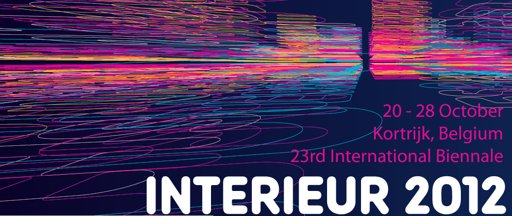 interieur  Interieur 2012, A Biennale in the city, a city in the Biennale in