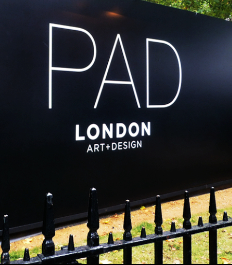 pad Pavilion of Art &amp; Design London 2012