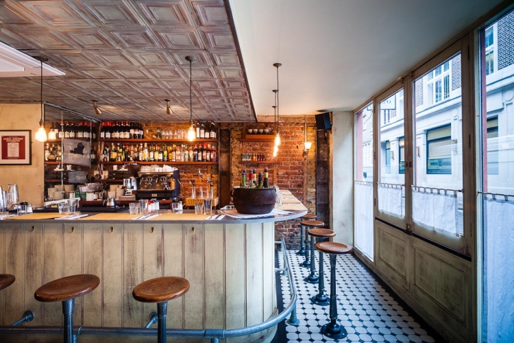 Trendy restaurants in london design agenda