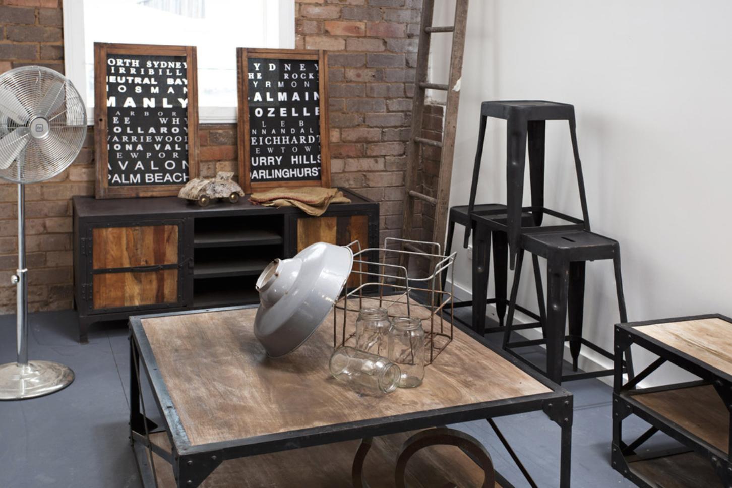 Modern Industrial Furniture Viewing Gallery