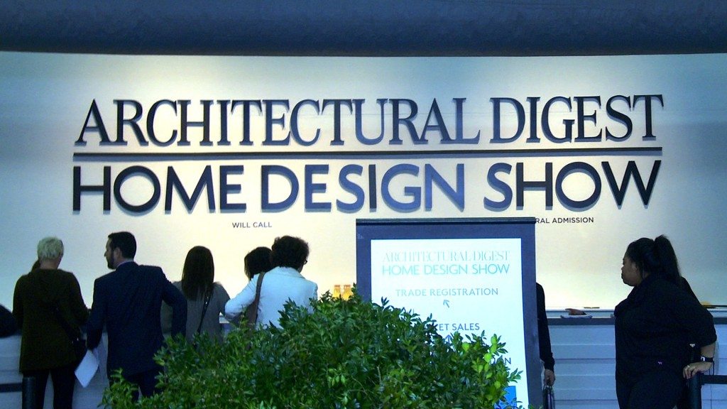 architectural digest show  AD Home Design Show 2013: highlights arch