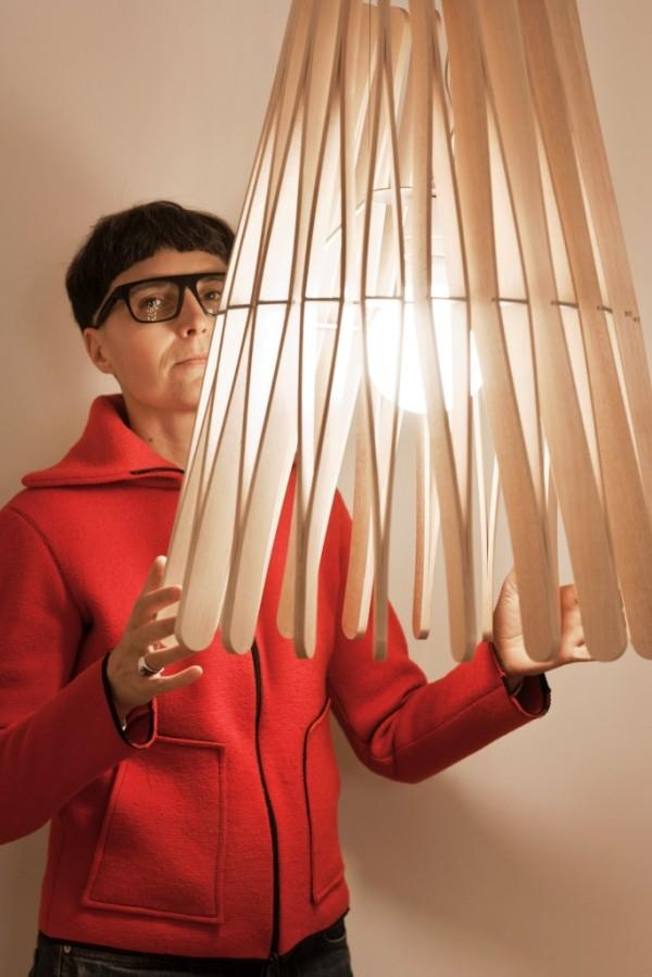 euroluce Semaine du design à Milan: Matali Crasset pour Fabbian Semaine du design à Milan: Matali Crasset pour Fabbian euroluce