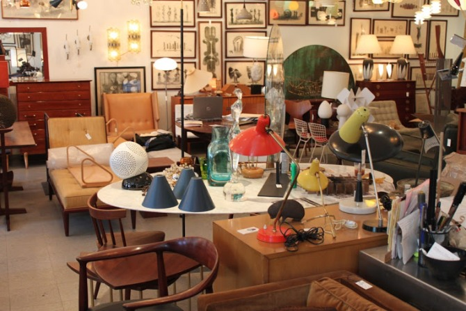 best vintage decor stores in new york my design week