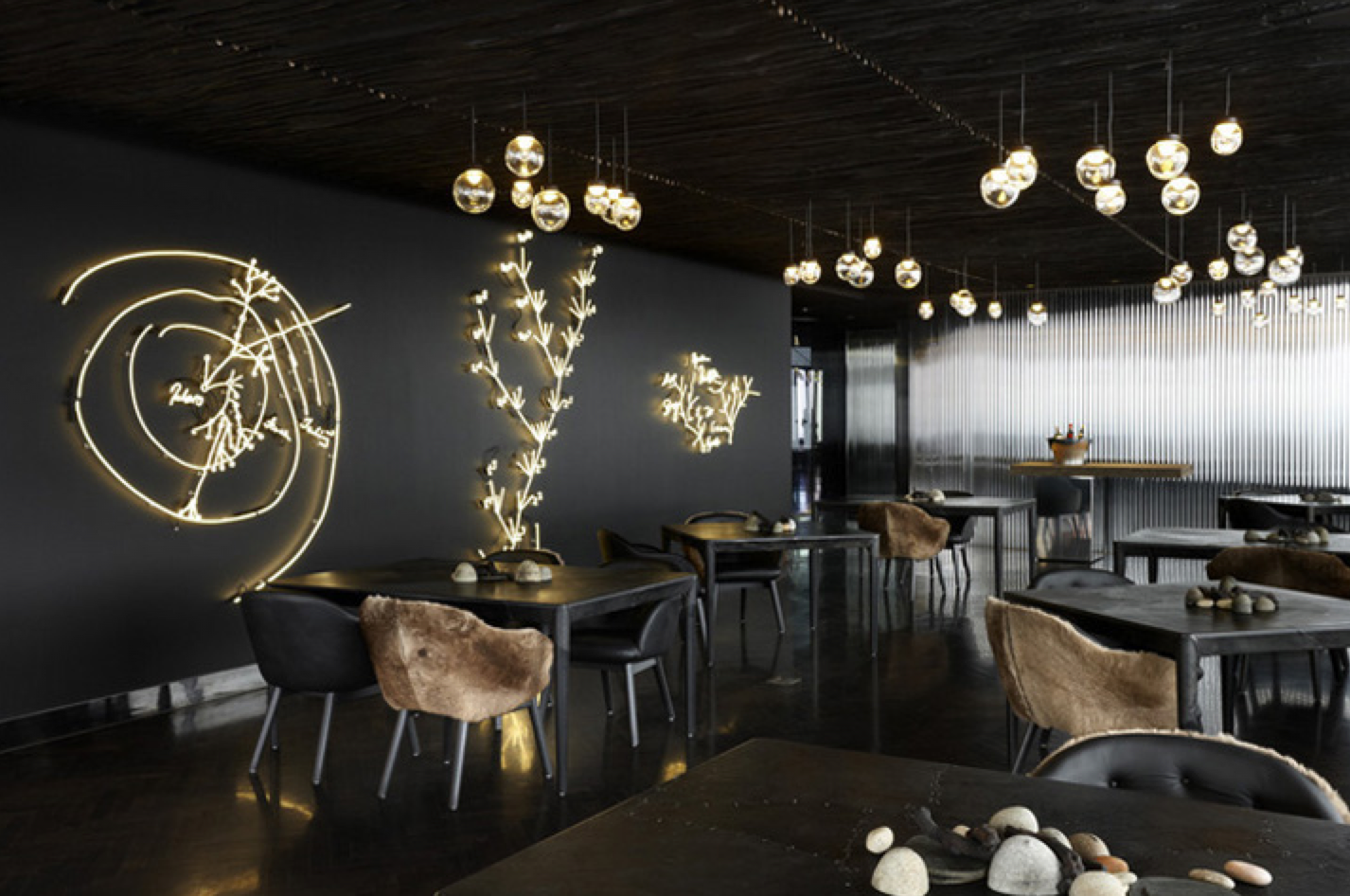 Restaurant Design Of Melbourne S Best Design Restaurants My Design Week