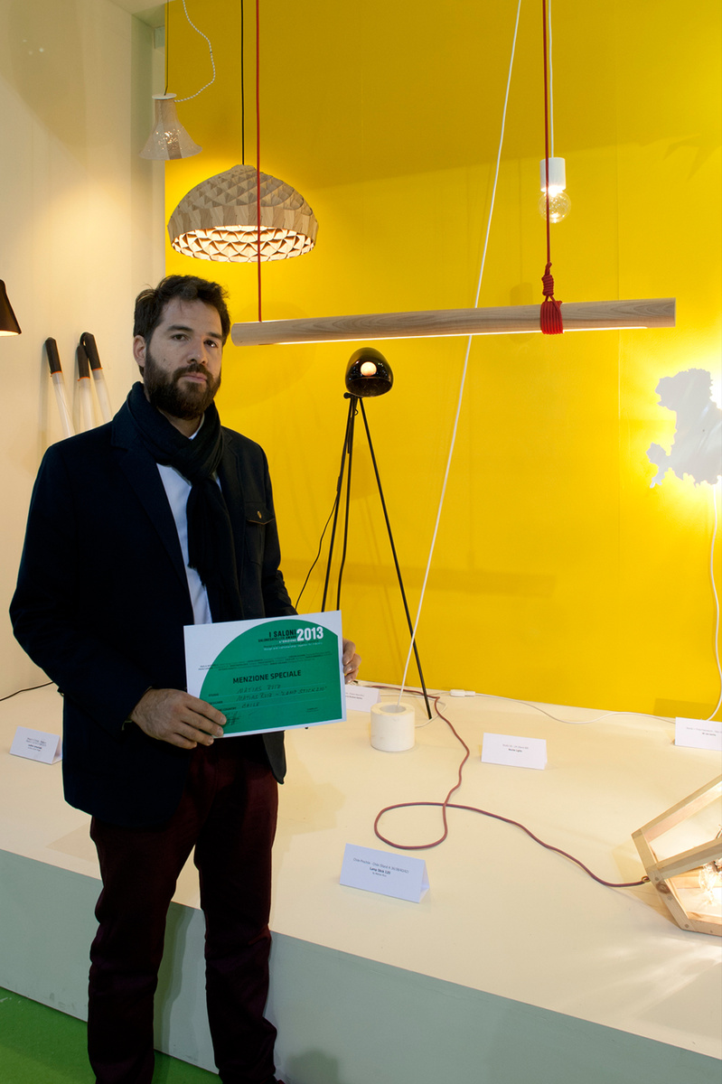 matias ruiz  > BEST OF SALONE SATELLIT 2013 winner
