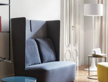 The sophisticated style of Meridiani _KEATON FIT HIGH 2