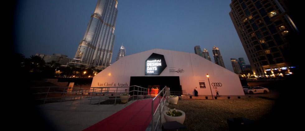 Design Days Dubai: meet the galleries