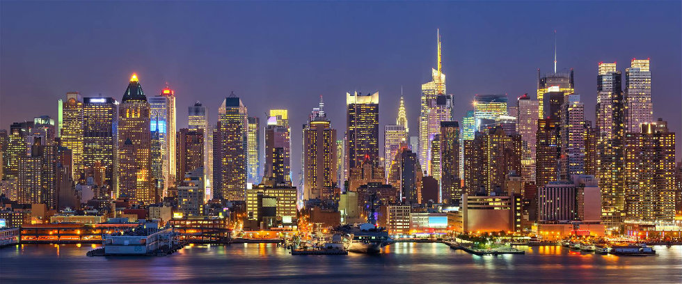 Expensive and luxurious hotels in New York City