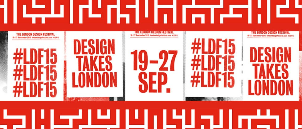 Design News: What to expect from London Design Festival