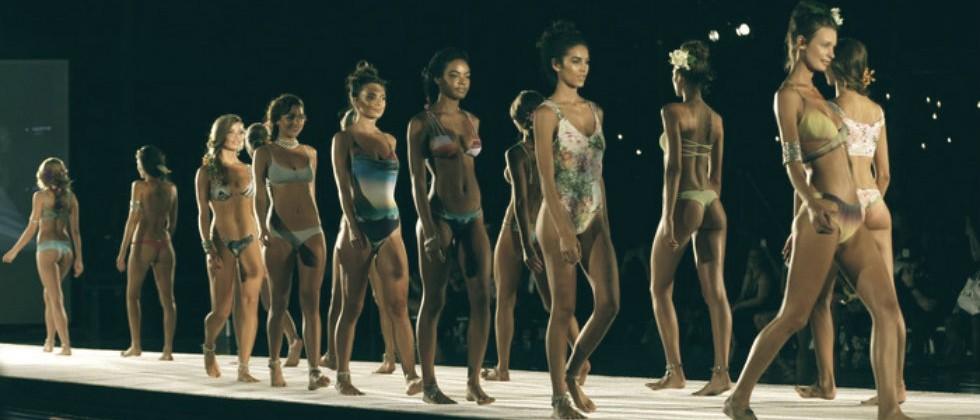 Funkshion Swim: Fashion Week