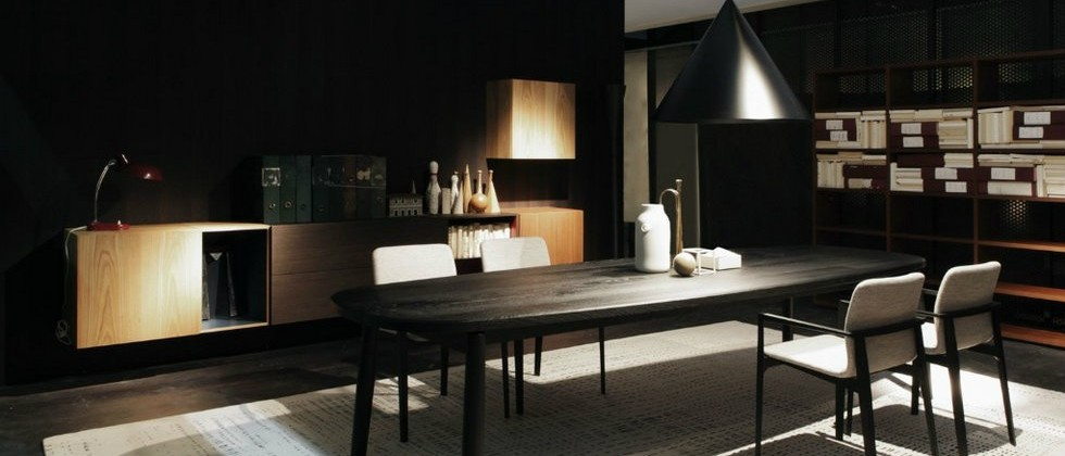 Design News: Dining Room Collection by Porro