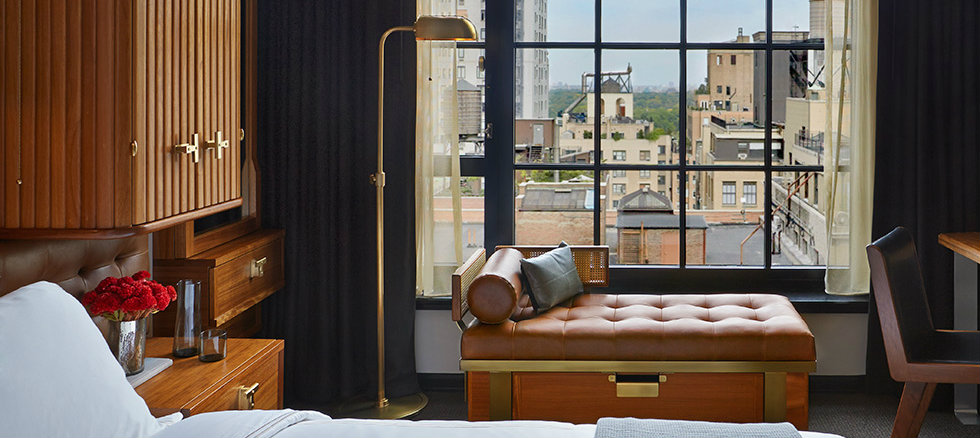 Design Hotels art deco Viceroy New York