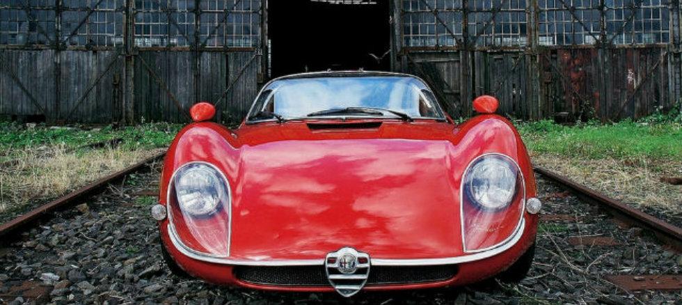 Design News: Alfa Romeo history