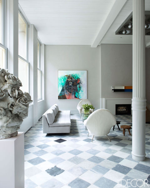 Best rooms of 2015 by Elle Decor