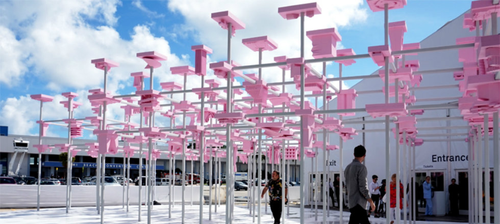 Design Miami and Art Basel or when art meets Miami Beach