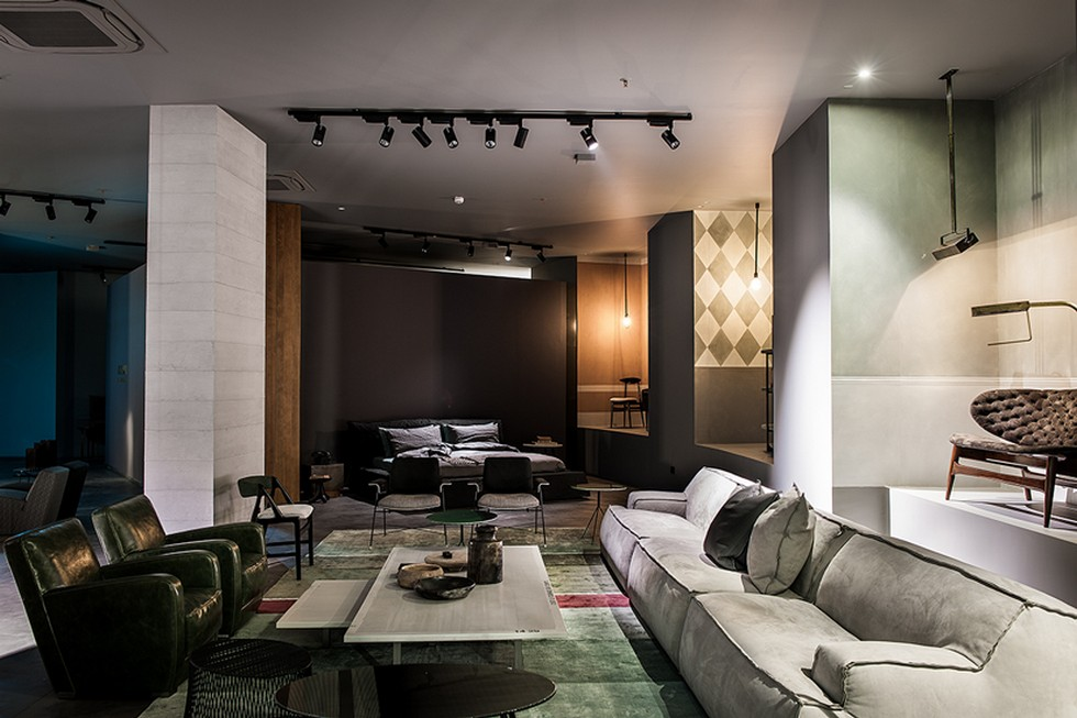 Design News: Baxter New Furniture Store in Milan furniture store in milan Design News: Baxter New Furniture Store in Milan Design News Baxter New Furniture Store in Milan 13