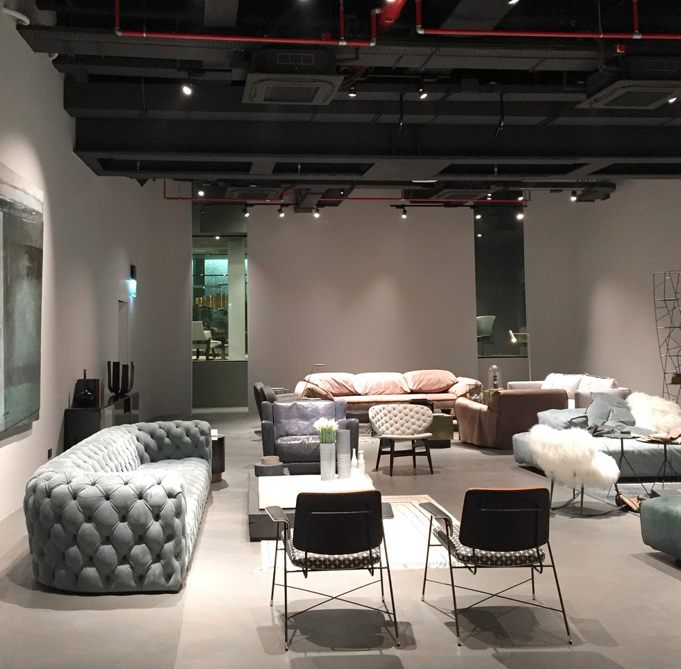 Www Furniturestore Com: Design News: Baxter New Furniture Store In Milan