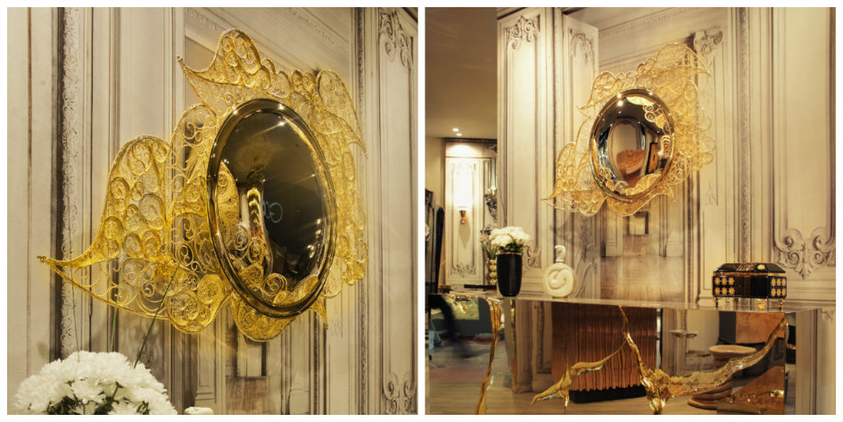 New Wall Mirrors by Boca do Lobo wall mirrors New Wall Mirrors by Boca do Lobo New Wall Mirrors by Boca do Lobo 1