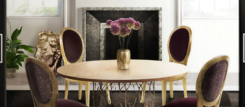60 Must-See Modern Dining Tables