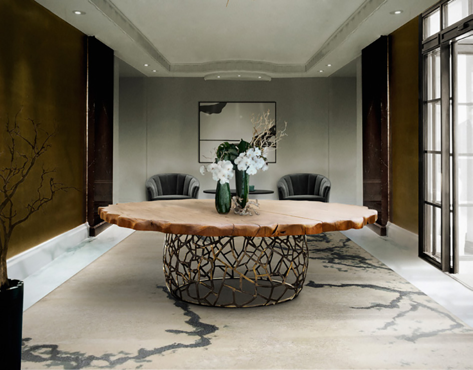 60 Must-See Modern Dining Tables modern dining tables 60 Must-See Modern Dining Tables img344 1