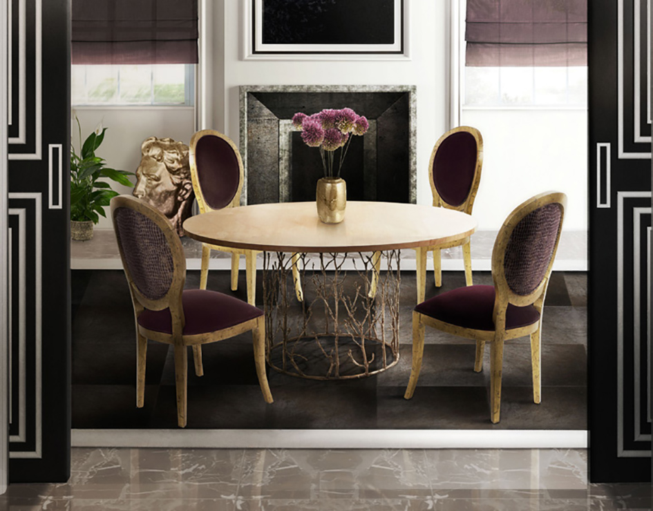 60 Must-See Modern Dining Tables modern dining tables 60 Must-See Modern Dining Tables img453 1