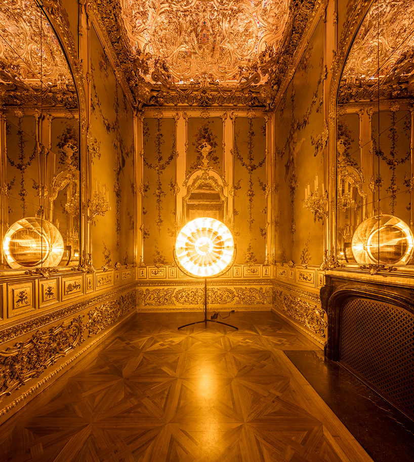 Top Places to Visit During Maison Objet September 2016 maison objet Top Places to Visit During Maison Objet September 2016 olafur eliasson baroque baroque tba21 thyssen bornemisza art contemporary designboom 04