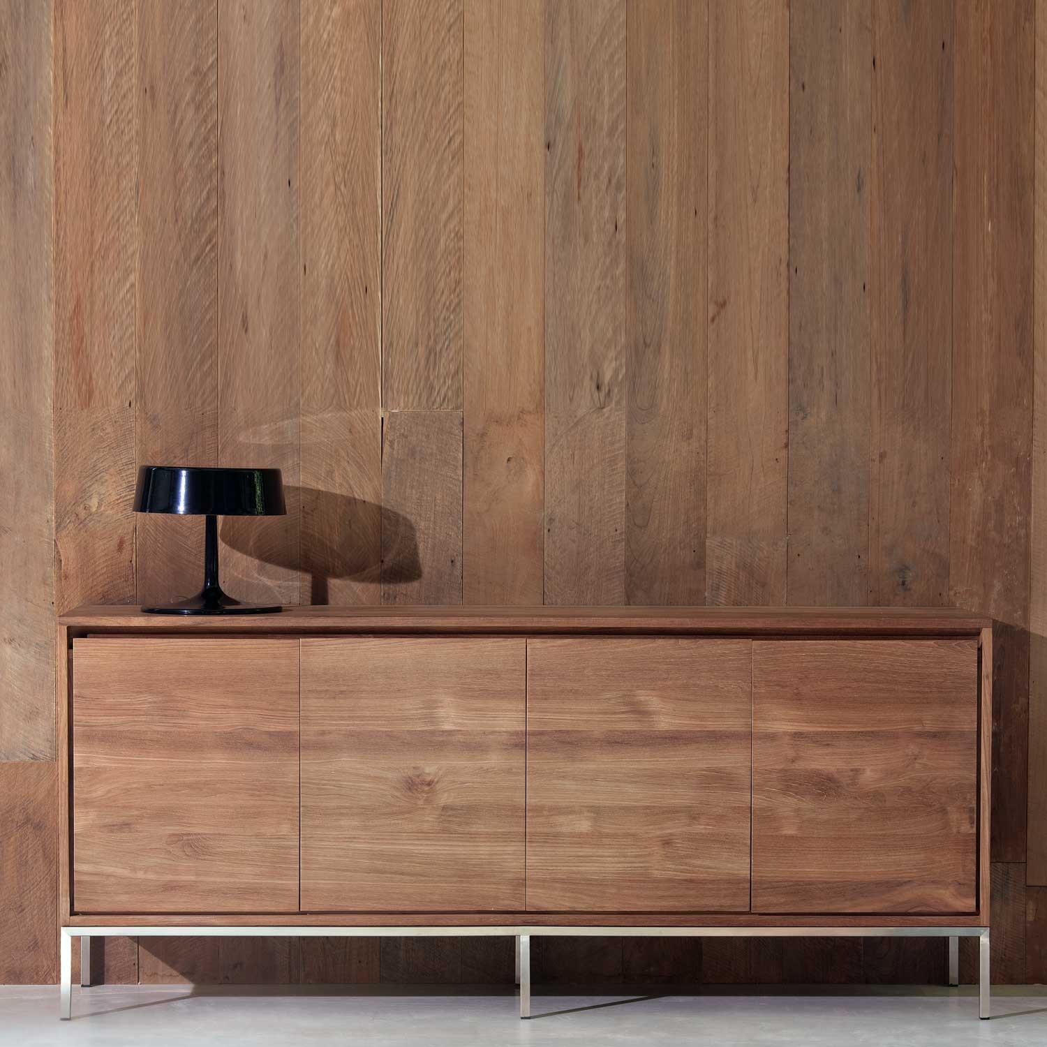 Teak Sideboard designjunction Designjunction: New Launches From Leading UK and International Brands Designjunction New Launches From Leading UK and International Design Brands 3