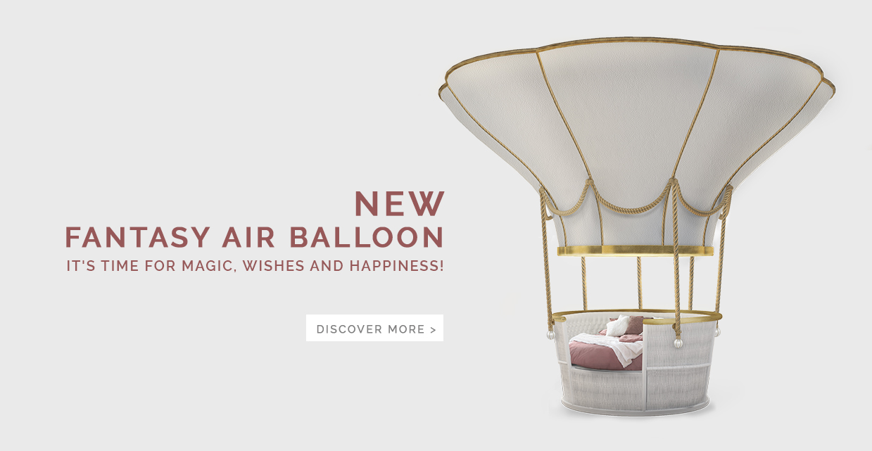 fantasy-air-balloon-circu-magical-furniture maison objet Design for Kids: A Selection on Playful Furniture at Maison Objet 2016 fantasy air balloon circu magical furniture