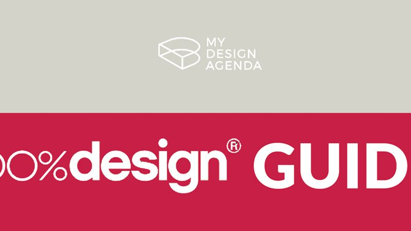 London Design Festival: 100% Design Exclusive Infographic
