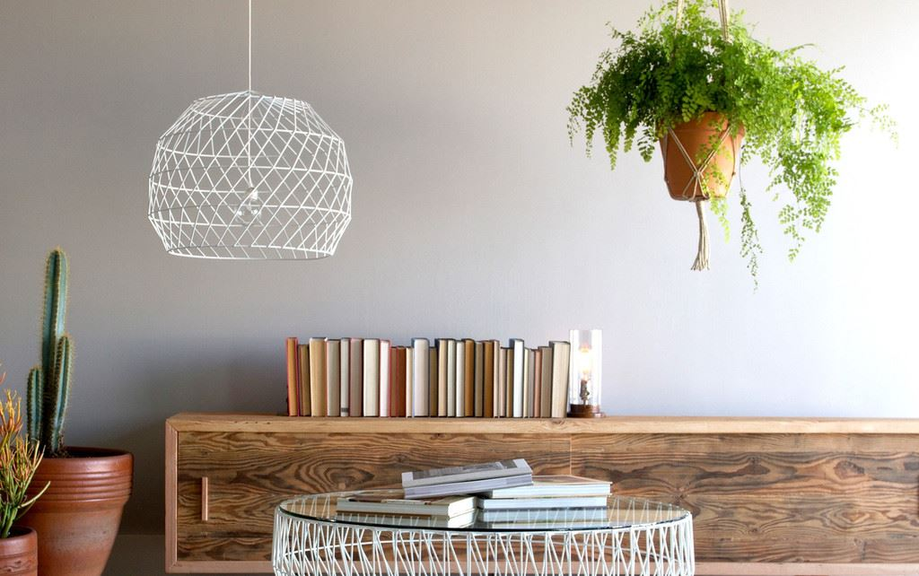 array-pendant-lighting-in-white-from-bend-goods design ideas Bend Goods: Design Ideas for the Outdoors Array Pendant Lighting in white from Bend Goods