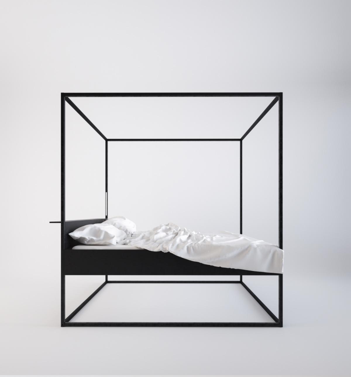 Top 5 Furniture Brands at Maison et Objet 2017 furniture brands Top 5 Furniture Brands at Maison et Objet 2017 BED LED BLACK web