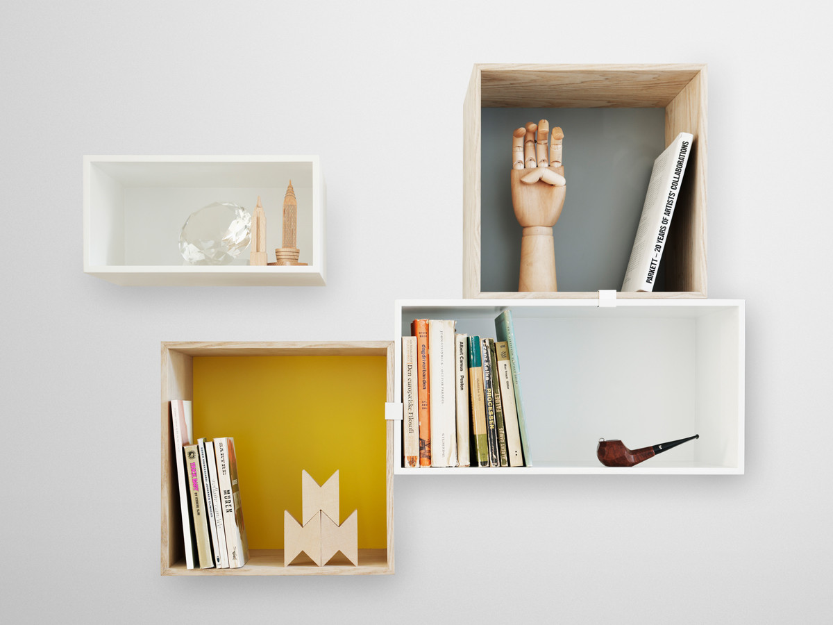 10 Must-See Modern Furniture Designs modern furniture designs 10 Must-See Modern Furniture Designs Muuto Mini Stacked Shelving System