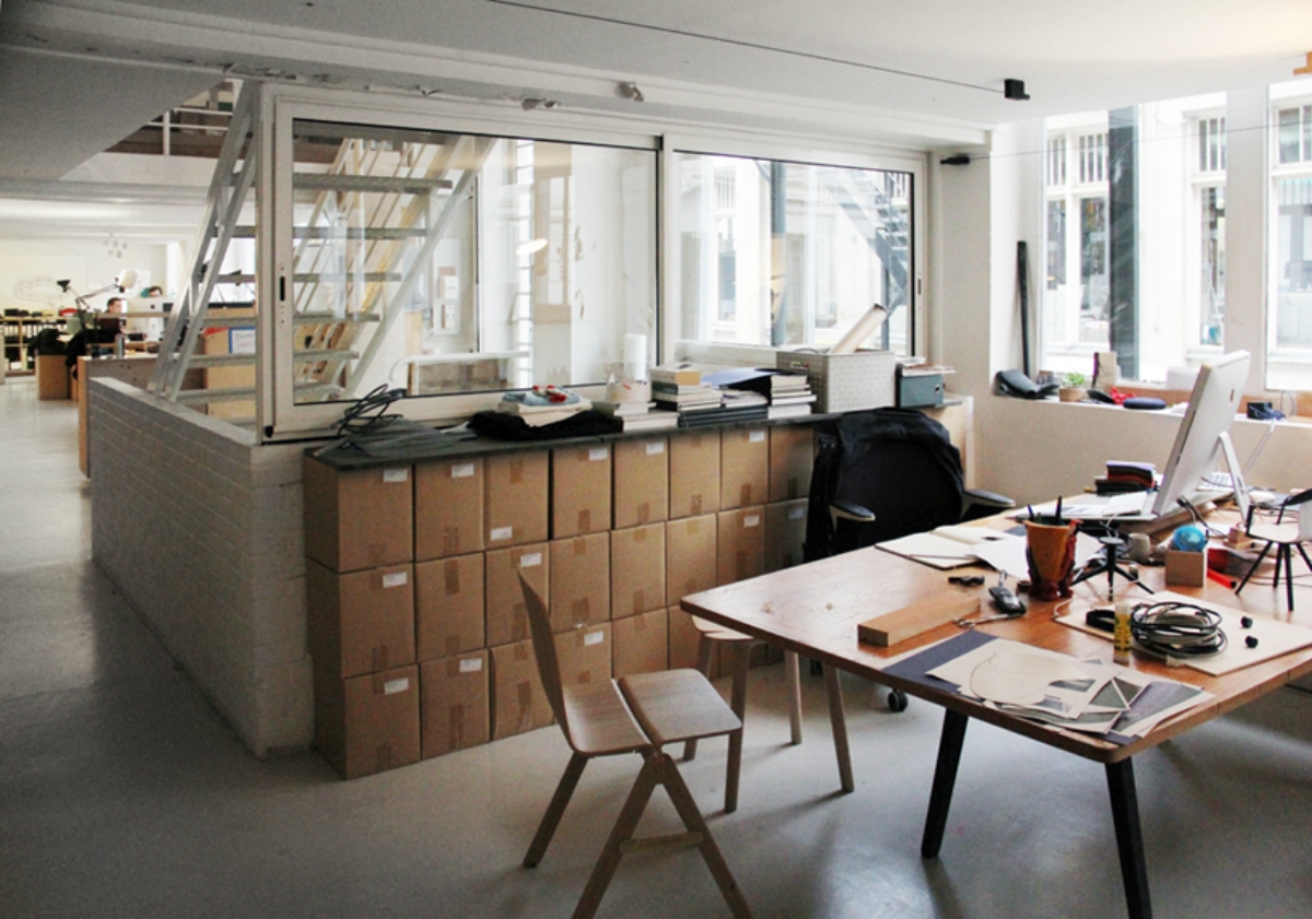 Peek Inside 3 Famous Interior Design Studios