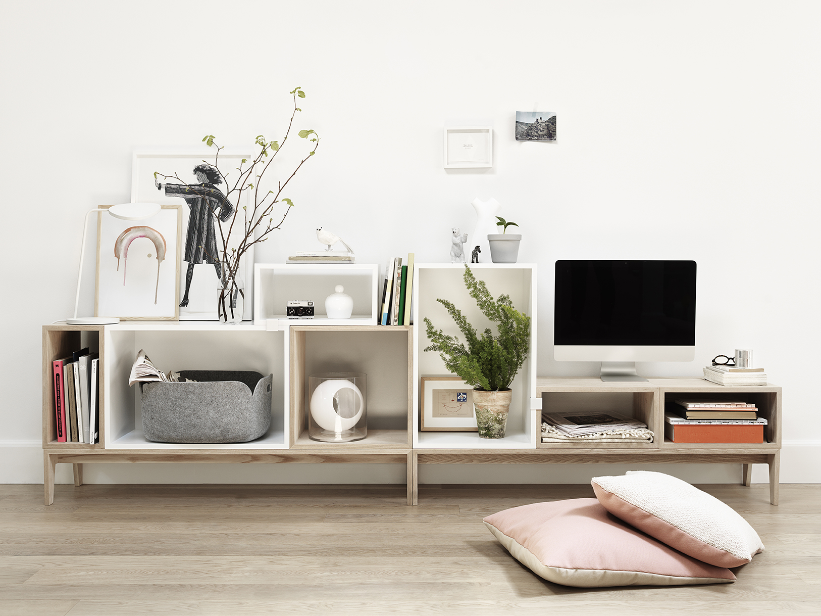 Muuto a New Perspective on Scandinavian Design scandinavian design Muuto a New Perspective on Scandinavian Design stacked tv setup