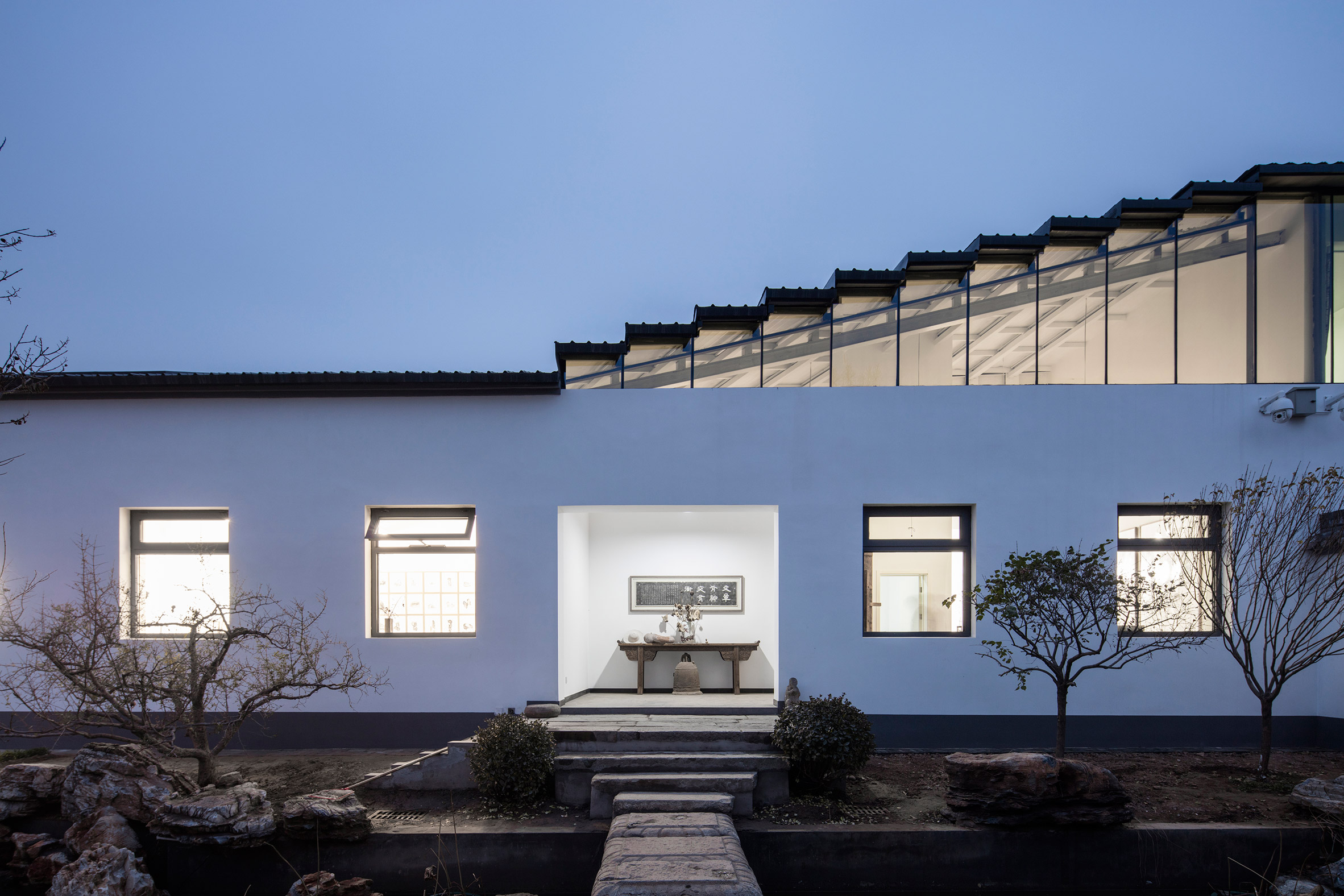 Office Project Architects turn Beijing Factory into a Home Studio home studio Office Project Architects turn Beijing Factory into a Home Studio Office Project Architects turn Beijing Factory into a Home Studio 3