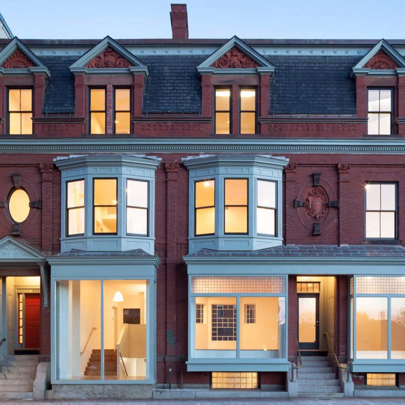 Design News: Present Architecture Restores Historic Maine Building