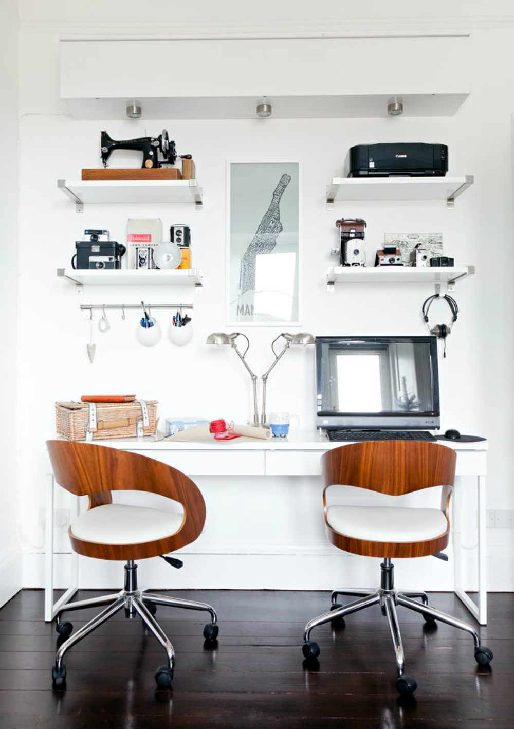 Get Home Design Ideas: 10 Home Office Design Ideas You Should Get Inspired By