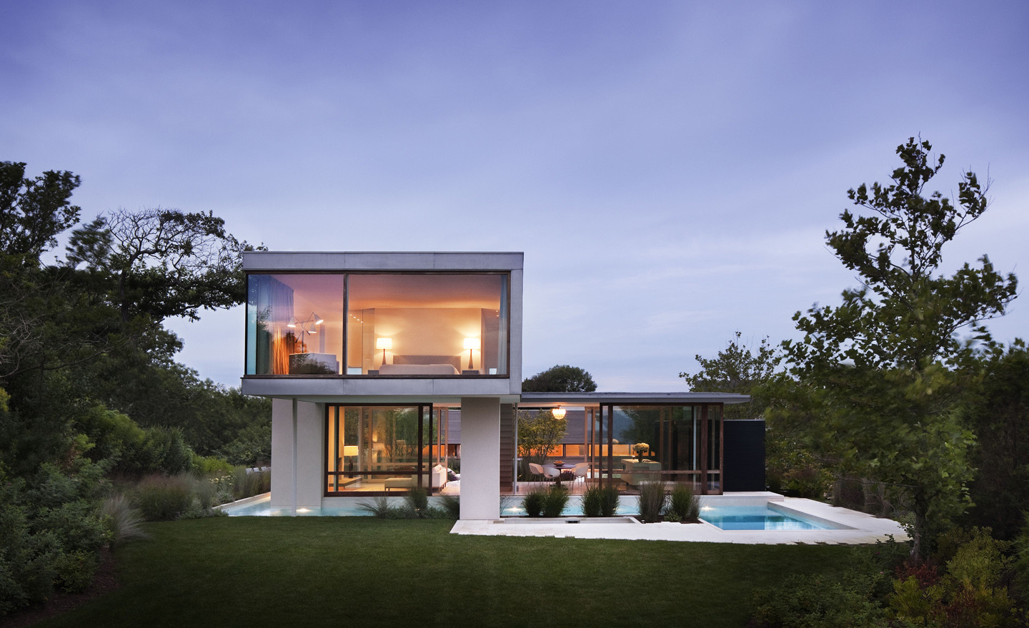 Modern house projects usa