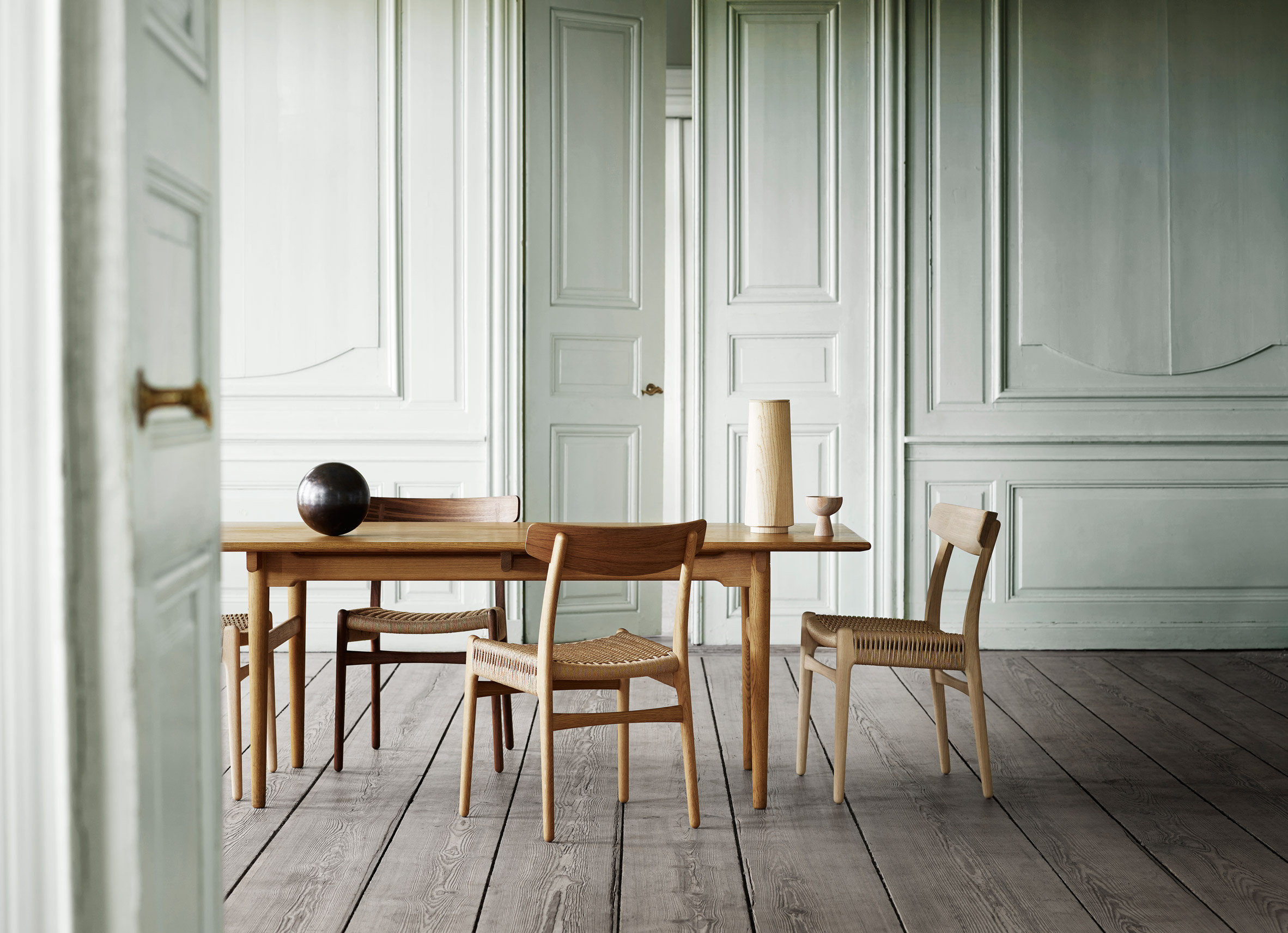 Carl Hansen & Son Re-Releases Final Chair from Hans J Wegner Collection hans j wegner collection Carl Hansen & Son Releases Final Chair from Hans J Wegner Collection Carl Hansen Son Re Releases Final Chair from Hans J Wegner Collection
