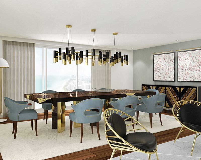 Dining Room Ideas For a Dazzling Dinner