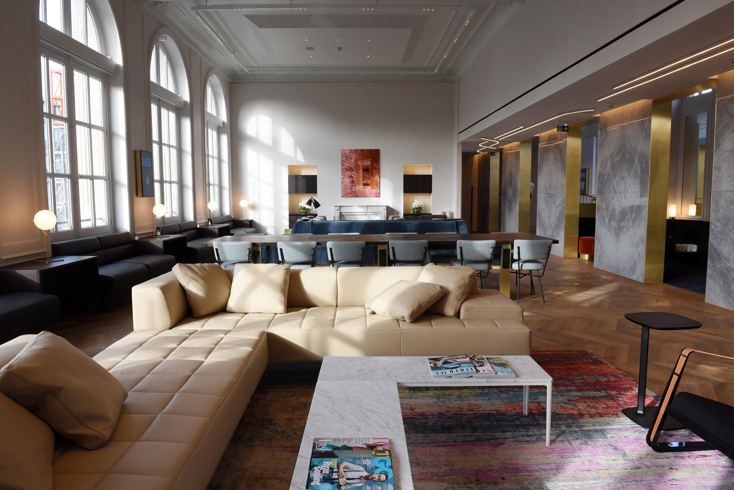London Studio Softroom designs luxurious Eurostar Lounge in Paris eurostar lounge in paris London Studio Softroom designs luxurious Eurostar Lounge in Paris London Studio Softroom designs luxurious Eurostar Lounge in Paris 2