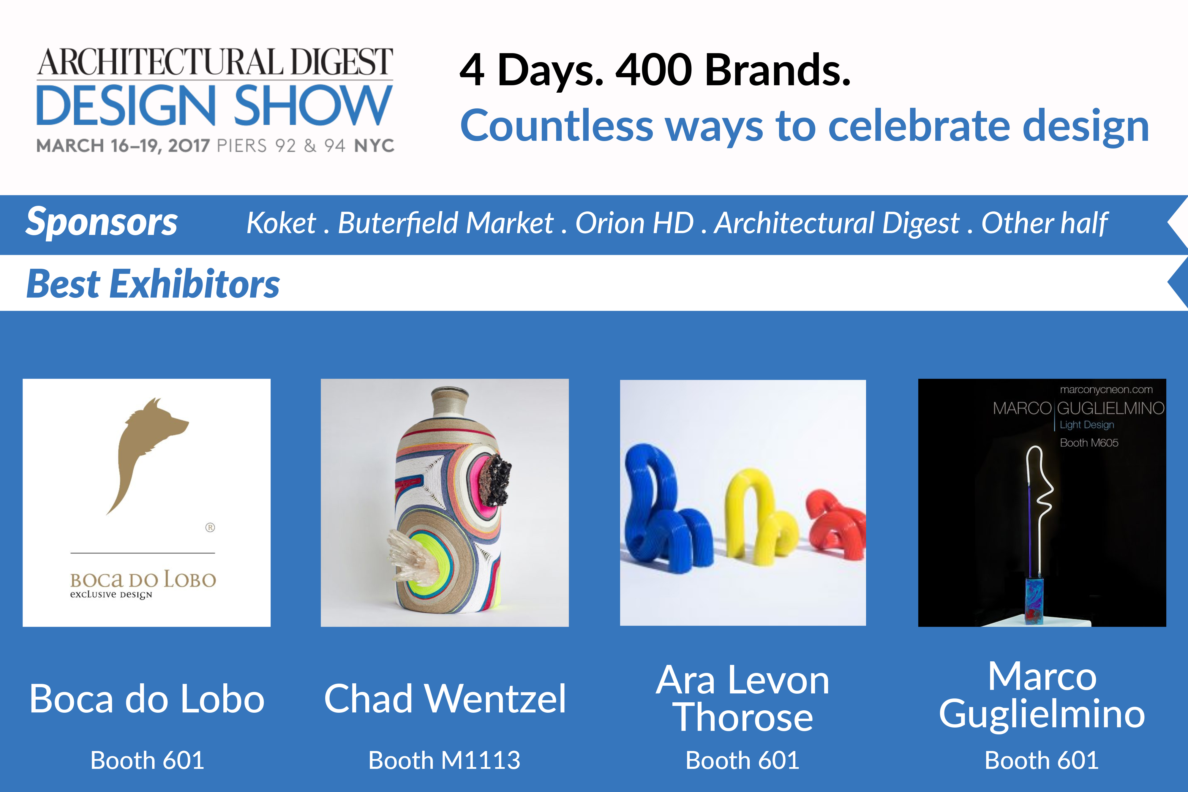 Everything You Need to Know About AD Show 2017 ad show 2017 Everything You Need to Know About AD Show 2017 color experts ad show 2017 you need to know about