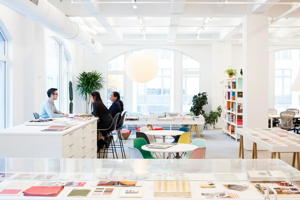 New York City Guide for Designers new york city guide The Ultimate New York City Guide Designers Should Follow new york city guide for designers herman miller store interior