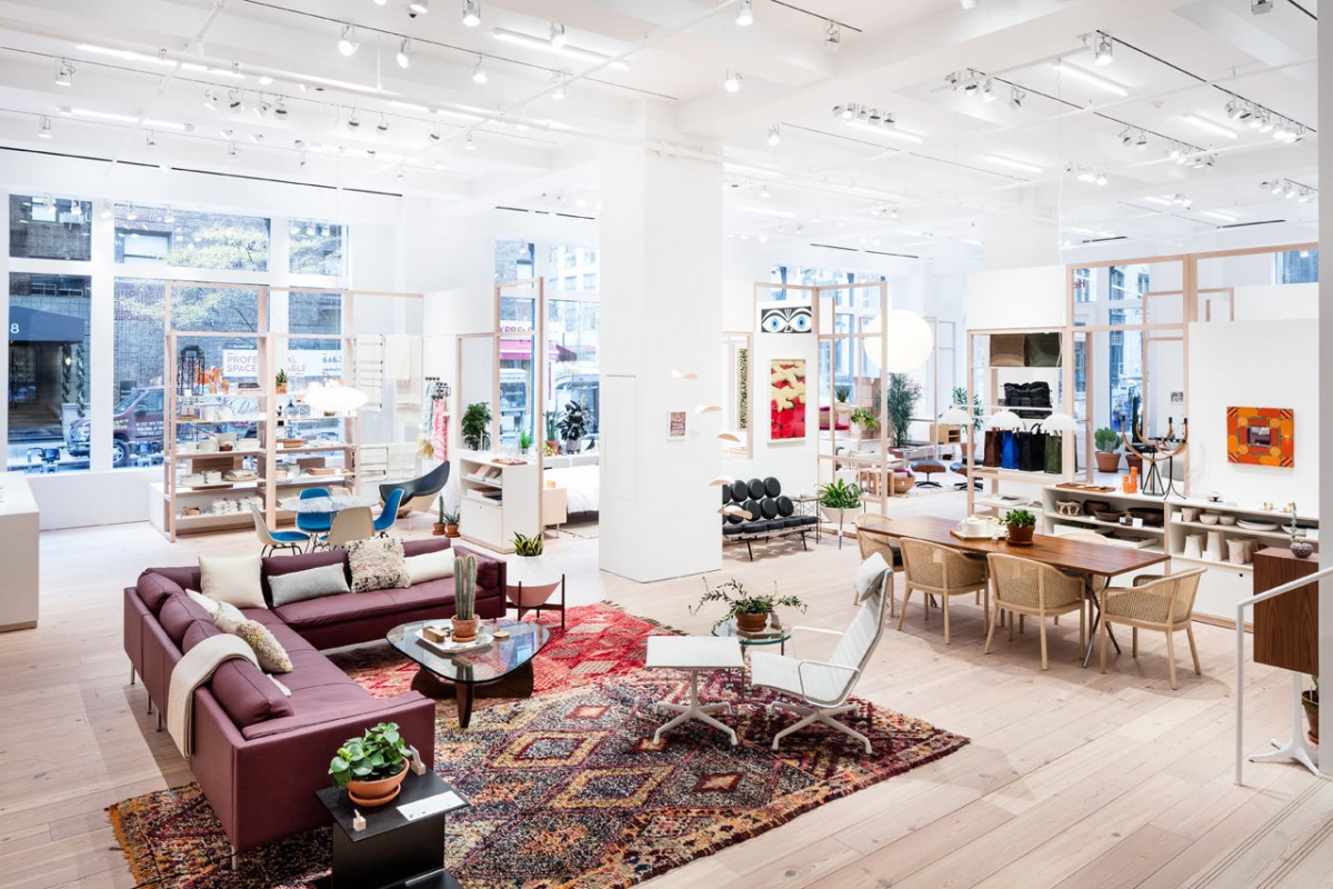 New York City Guide for Designers new york city guide The Ultimate New York City Guide Designers Should Follow new york city guide for designers herman miller store