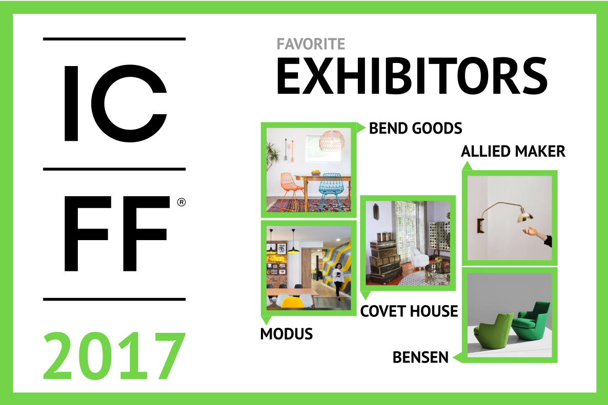 Everything You Need to Know about ICFF 2017 icff 2017 Everything You Need to Know about ICFF 2017 Everything You Need to Know about ICFF 2017 6